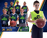 5 (2) Junior Jazz Team Poster