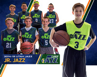 3 Junior Jazz Team Poster