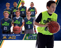27 Junior Jazz Team Poster